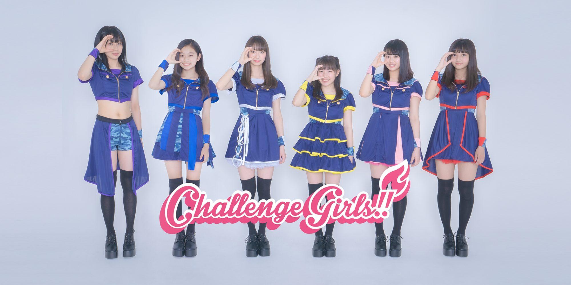 Challange Girls_top